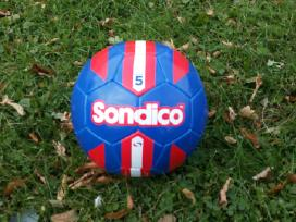 Naujas Sondico futbolo kamuolys is Anglijos 6e
