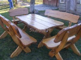 Lauko baldai - nuotraukos Nr. 2