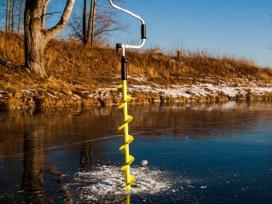 Ledo grąžtas Naujas švediško grąžto analogas