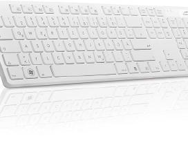 Speed-link Verdana kompiuterio klaviatūra, balta