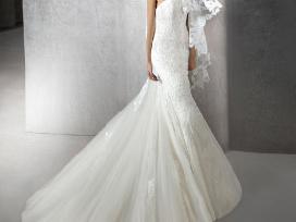 St. Patrik 2016 metų vestuvinė suknelė
