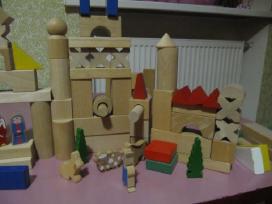 Haba kaladėlės - miestas