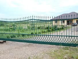 Stumdomi ir atveriami kiemo vartai iš profesionalų - nuotraukos Nr. 5