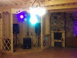 Garso ir šviesų aparatūros nuoma Klaipėda 40eur
