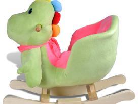 Vaikiška Supamoji Kėdutė Dinozauras, vidaxl