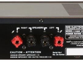 Nad C316bee stiprintuvas, kita audio technika