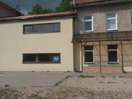 Parduodamas pastatas šilutės centre Lietuvinikų 18