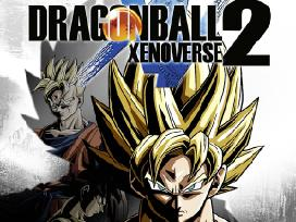 Parduodu Dragonball Xenoverse 2 ps4 ir xbox one