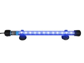 Led Akvariumo Šviestuvas, 28 cm, Mėlynas, vidaxl