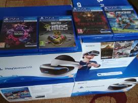 Playstation 4 ps4 su garantija nuo 180