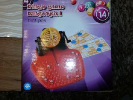 Stalo žaidimas Bingo