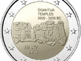 "Malta 2 eurai 2016 ""Ggantija"" Unc"