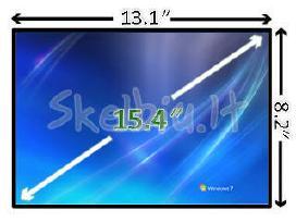 """Kompiuteriu ekranai su garantija 15.6"""", 17.3"""" - nuotraukos Nr. 2"""