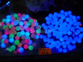 Led lauko girliandos Kaledines girliandos