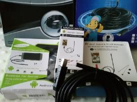 Endoskopinė , automobiliu kamera