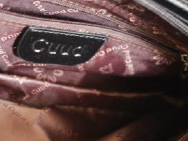 Naujas odinis rankinukas
