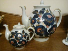 Arbatinis kavinukas porcelianas servizas