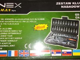 Onex 46 dalių rinkinis 22 €