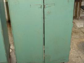 Metaline spinta, seifa, spintele, drabužinę