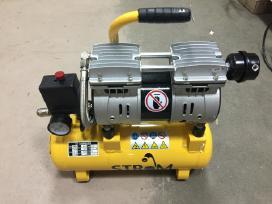 Geros kokybės oro kompresoriai įvairiam darbui