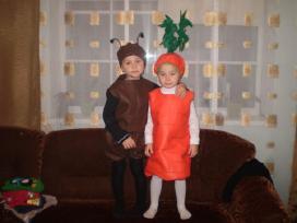 Naujamiatinei kostiumai