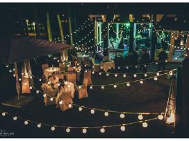Lempučių girliandų nuoma vestuvėms ir kt. šventėms - nuotraukos Nr. 12