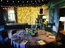 Lempučių girliandų nuoma vestuvėms ir kt. šventėms - nuotraukos Nr. 11