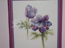 Parduodu kryželiu siuvinėtus paveikslus - nuotraukos Nr. 5