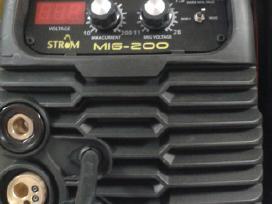 Suvirinimo aparatas kempas pusautomatis Mig 250 - nuotraukos Nr. 9