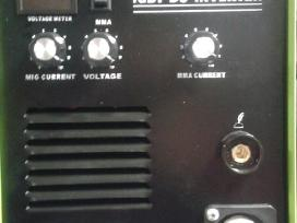 Suvirinimo aparatas kempas pusautomatis Mig 250 - nuotraukos Nr. 10