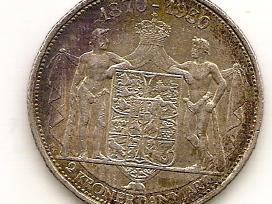 Danija 2 kroner 1930 #829 (1614) - nuotraukos Nr. 2