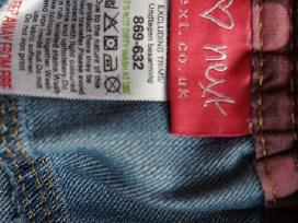 Next firmos džinsai 3-4 metų mergaitei