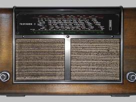 Lempinės radijo aparatūros taisymas - nuotraukos Nr. 3