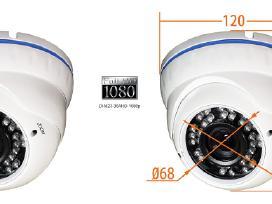 Vaizdo stebėjimo kameros pigiau. Full HD sistema - nuotraukos Nr. 3