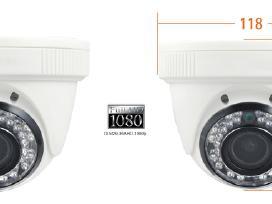 Vaizdo stebėjimo kameros pigiau. Full HD sistema - nuotraukos Nr. 4