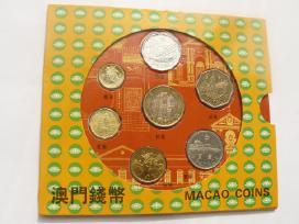 Makao monetų rinkinys - nuotraukos Nr. 2