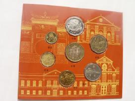 Makao monetų rinkinys - nuotraukos Nr. 3