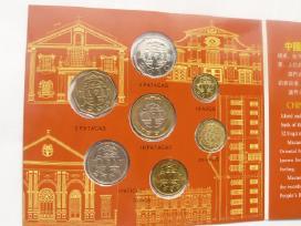 Makao monetų rinkinys - nuotraukos Nr. 4