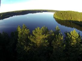 Photo by drone