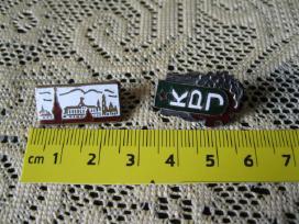 CCP zenkliukai .zr. foto.sukaus metalo su emalem