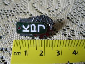 CCP zenkliukai .zr. foto.sukaus metalo su emalem - nuotraukos Nr. 4