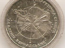 Ukraina 5 grivnos 2006 10 Arktikos stociai