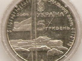 Ukraina 5 grivnos 2006 10 Arktikos stociai - nuotraukos Nr. 2