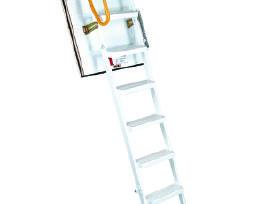 Metaliniai palėpės laiptai Minka Steel
