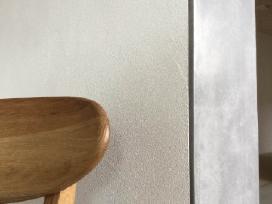 Apdailinis baltas molio tinkas/rudas molio tinkas
