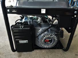 """Patikimi generatoriai su """"Honda"""" tipo varikliu"""