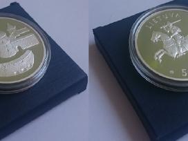 2008 metų 50 litų moneta, skirta Kauno piliai
