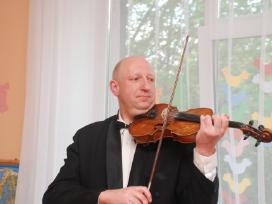 Klasikinė ir kitokia muzika, smuikas.