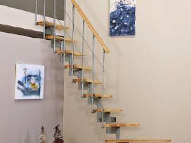 Laiptai Style (buko pakopos) nemokamas pristatymas