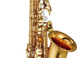 Naujas saksofonas Yamaha-280